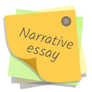 Topics for narration essay